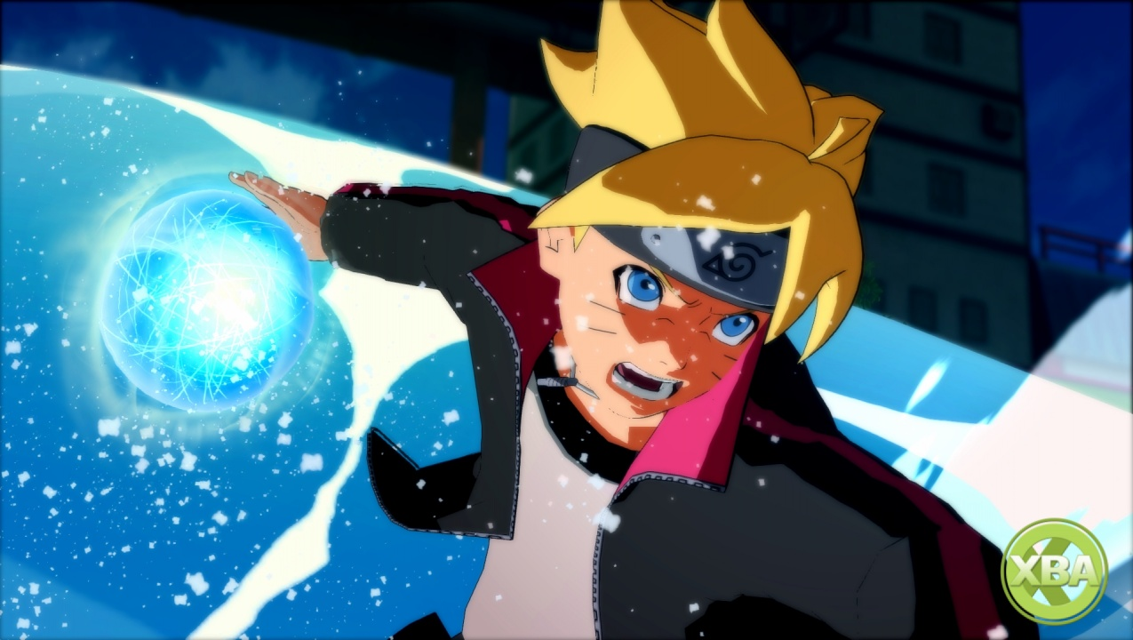 New Move Set For Hokage Naruto, Boruto