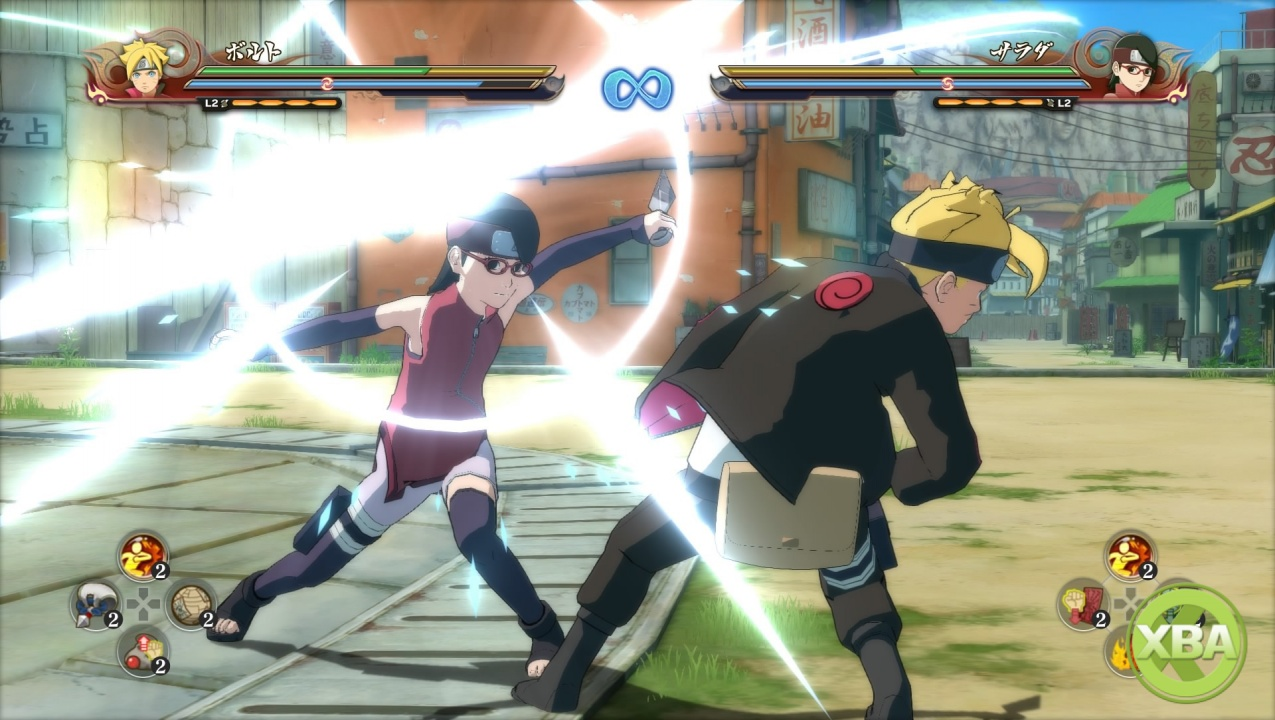 Naruto Shippuden Ultimate Ninja Storm 4 is All Things to All
