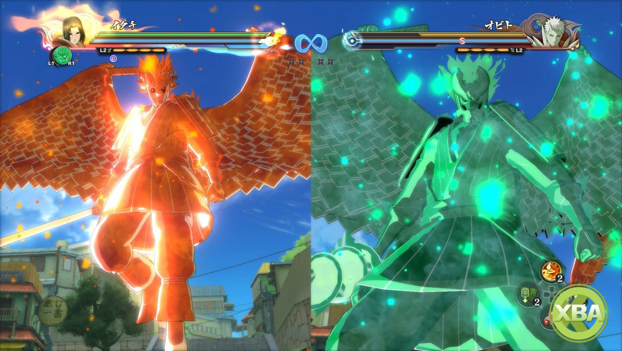 Naruto Shippuden Ultimate Ninja Storm 4 Video Pits Itachi Against