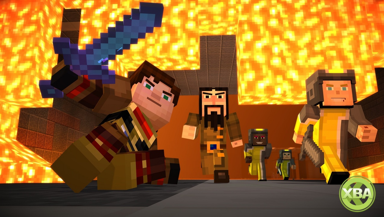 Minecraft: Story Mode might be getting a second season