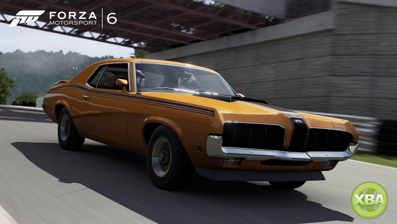 It\'s Muscle Car Week for Forza Motorsport 6\'s Latest Unveiling ...