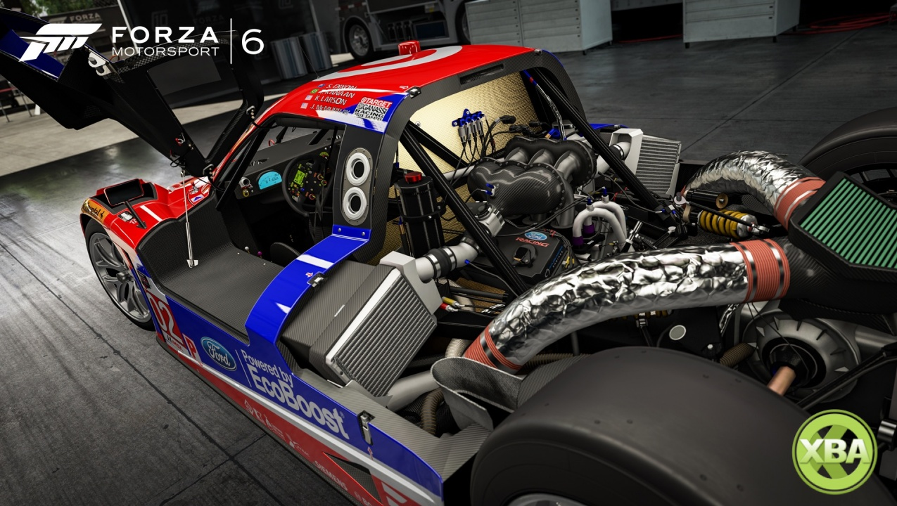 Forza Motorsport 6 Alpinestars Car Pack Out Tomorrow