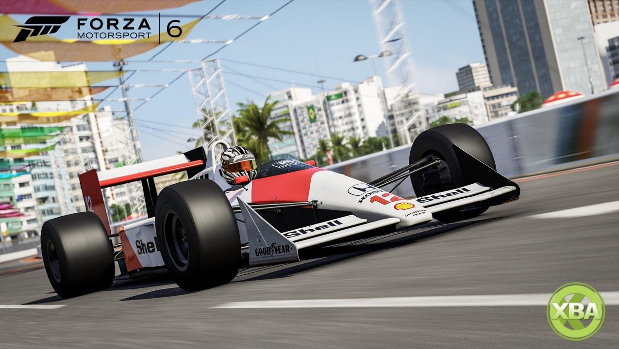 Forza 6 eBay Motors Car Pack Coming Tomorrow with Senna\'s McLaren ...