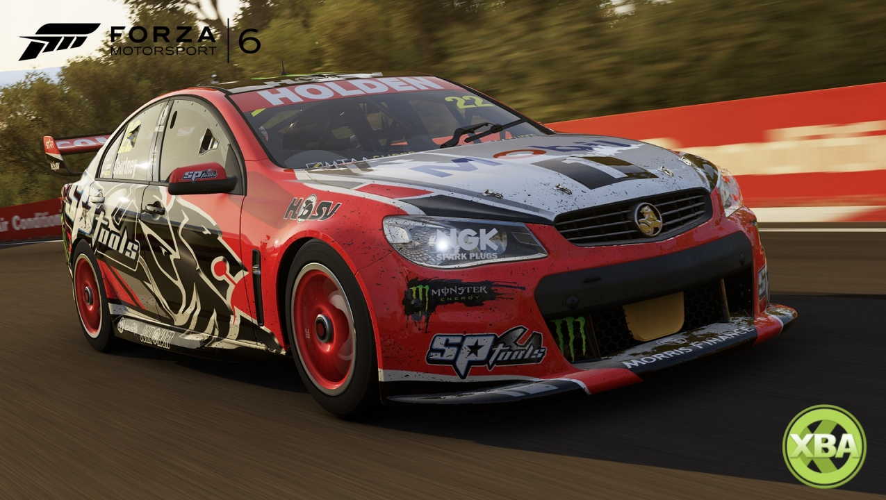 Forza Motorsport 6 Garage Week 9 Adds V8 Supercars Xbox