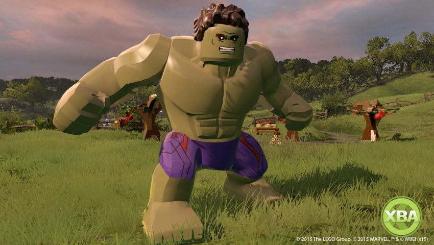 Lego Marvels Avengers Is The Biggest Marvel Game Of All Time Xbox