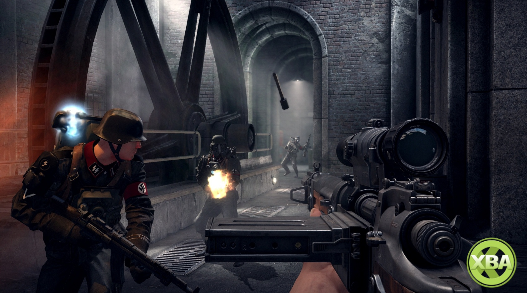 Wolfenstein: The Old Blood Vid Shows Off Around 1 Hour of Gameplay - Xbox  One, Xbox 360 News At XboxAchievements.com