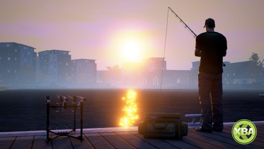 Euro fishing foundry dock dlc and urban edition out now for Fishing xbox one