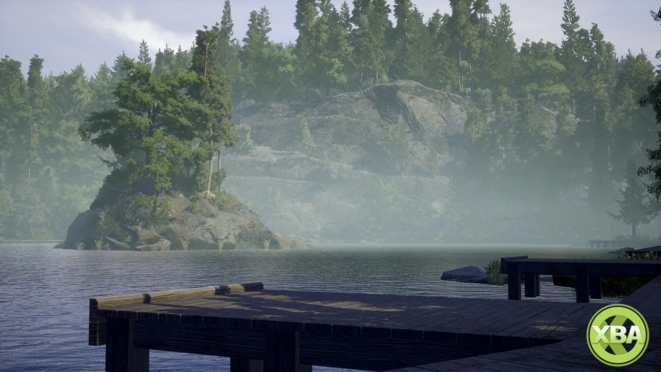 Euro fishing dlc pack 39 waldsee 39 adds mysterious hideaway for Fishing game xbox one
