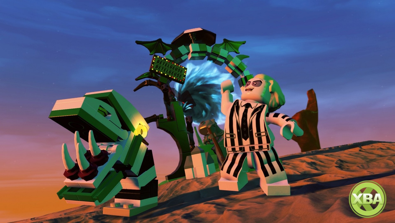 LEGO Dimensions Beetlejuice, Teen Titans Go! and Powerpuff Girls expansion packs announced