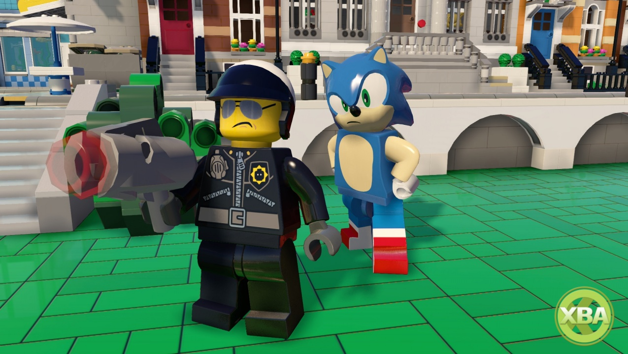 Lego Dimensions Beast Boy How To Build