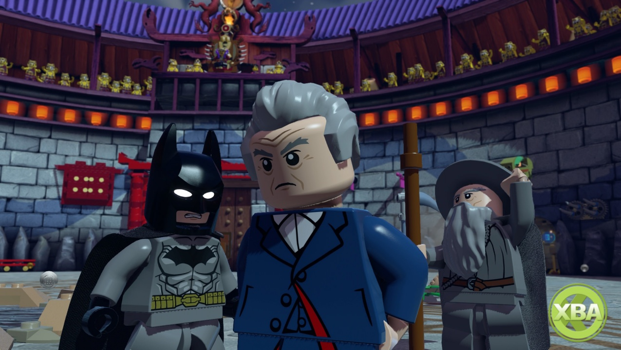 LEGO Dimensions will have franchise-unique Adventure Worlds, including
