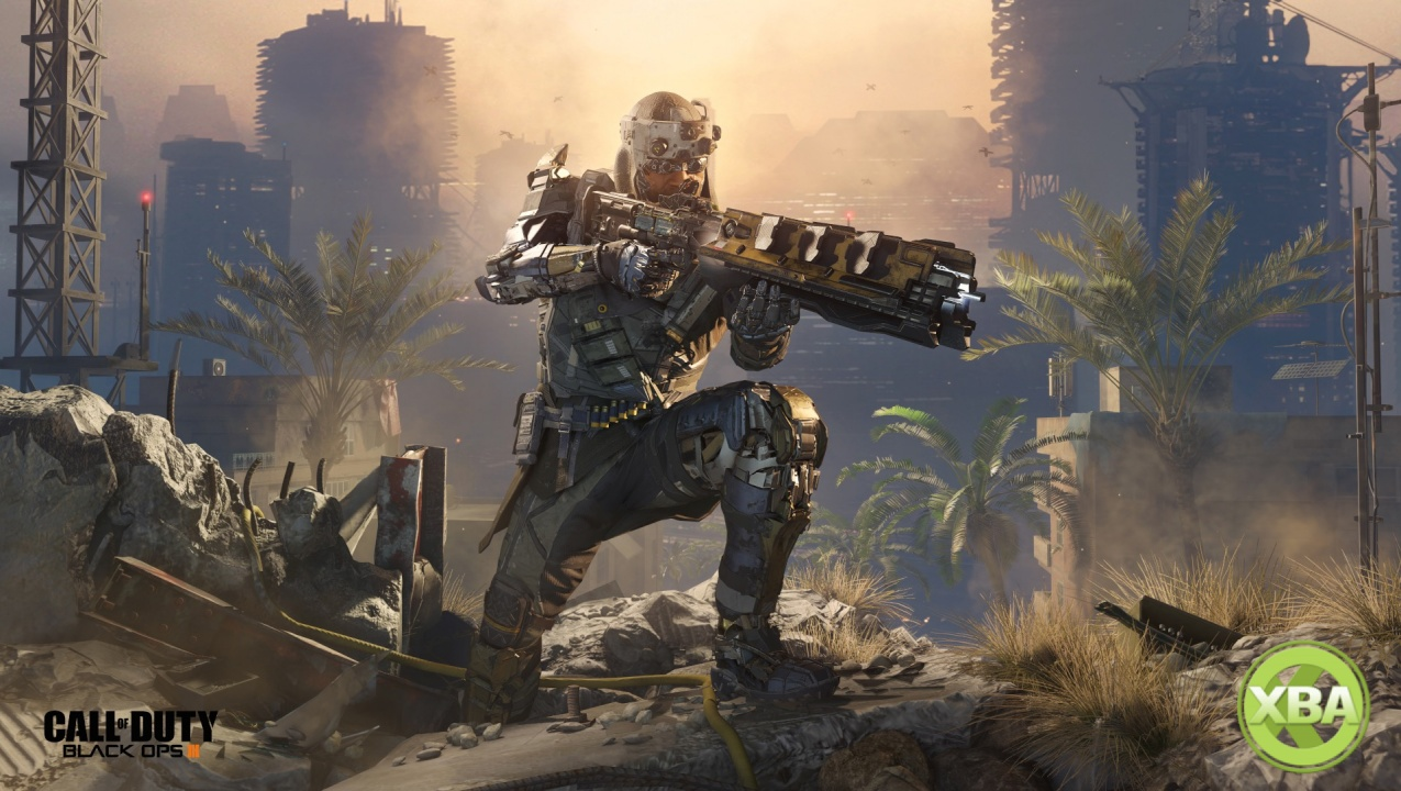 Rumour: Call of Duty: Black Ops 4 is this year's CoD game