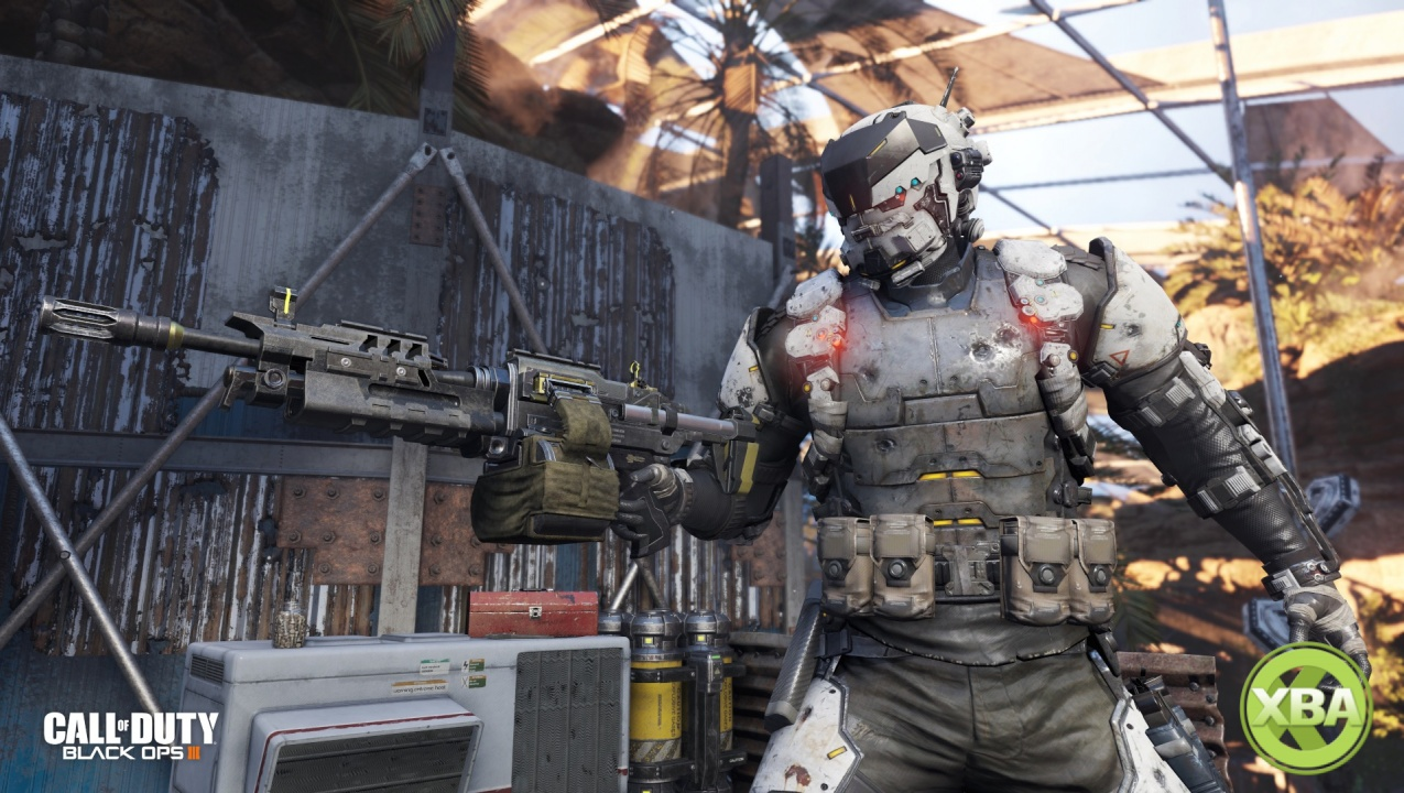 Call Of Duty Black Ops 3 S Campaign Is Disturbing But Zombies Is