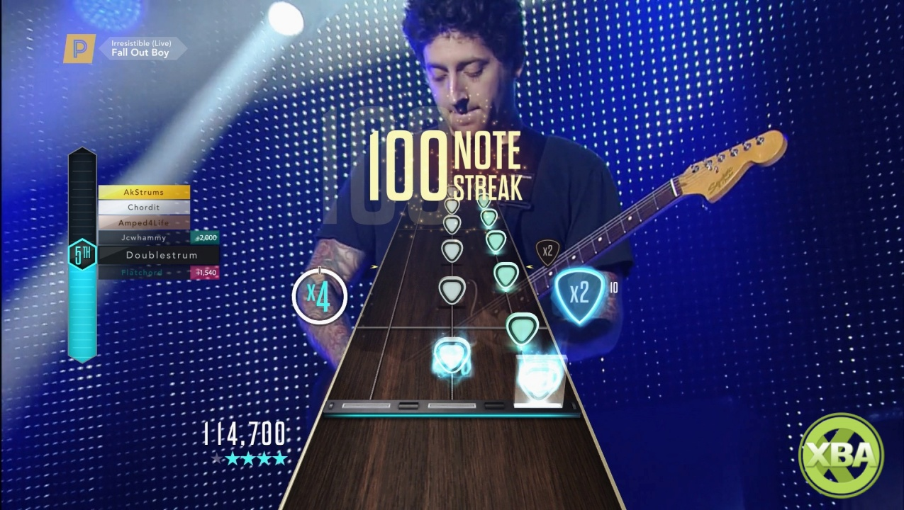 Guitar Hero Live Gets Fall Out Boy Live Show and More on GHTV ...