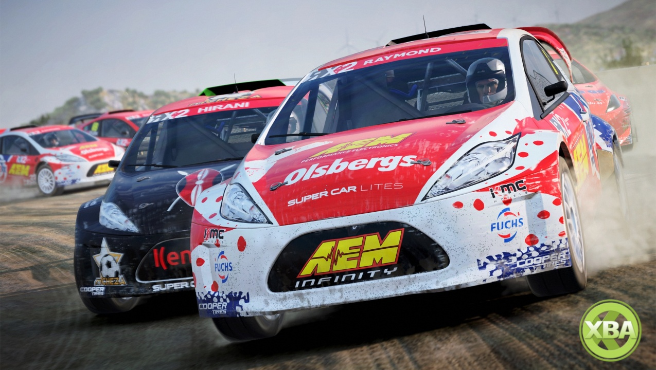 dirt 4 39 s new trailer shows 39 wheel to wheel 39 rallycross racing xbox one xbox 360 news at. Black Bedroom Furniture Sets. Home Design Ideas