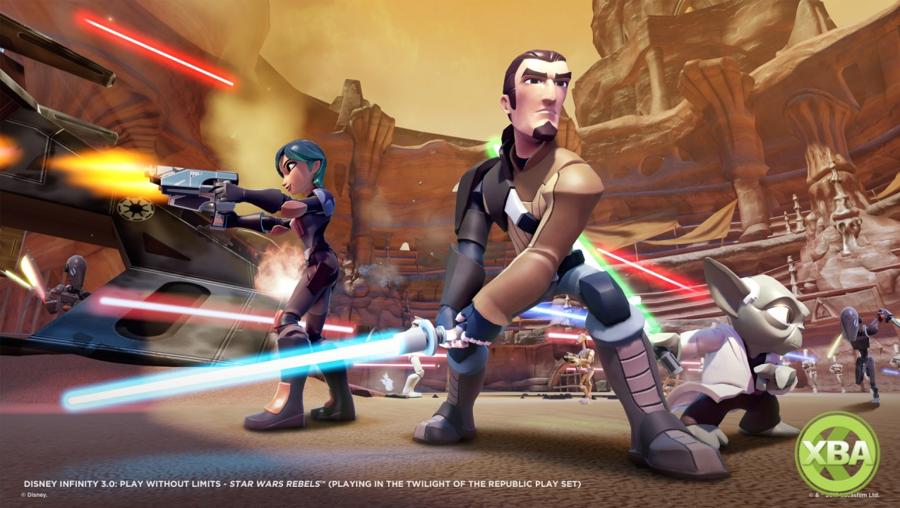 New Star Wars Rebels Characters Unveiled For Disney