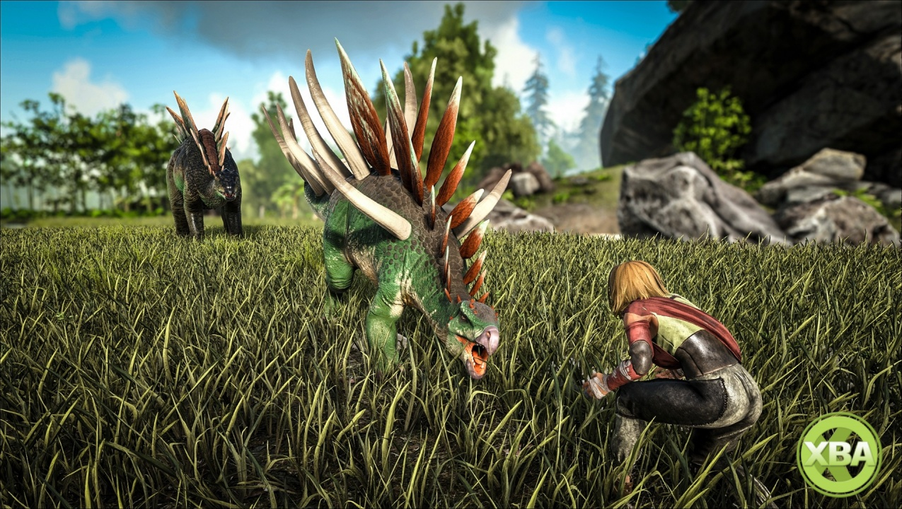 Ark: Survival Evolved Rentable Private Servers Coming to Xbox One