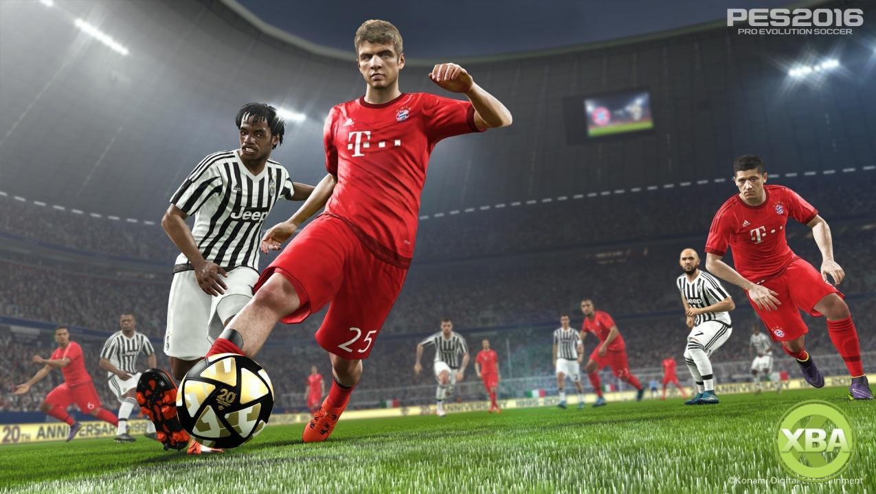 [Gamescom] Danh sách các đội bóng và sân vận động PES 2017: Mất Bayern Munich, kể cả tên giả cũng không có