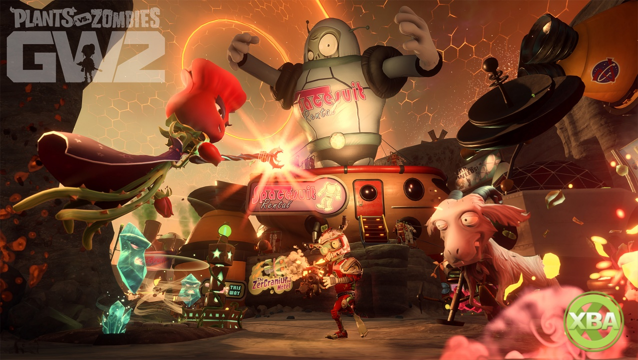 Amazon listing reveals Plants vs Zombies: Garden Warfare 3