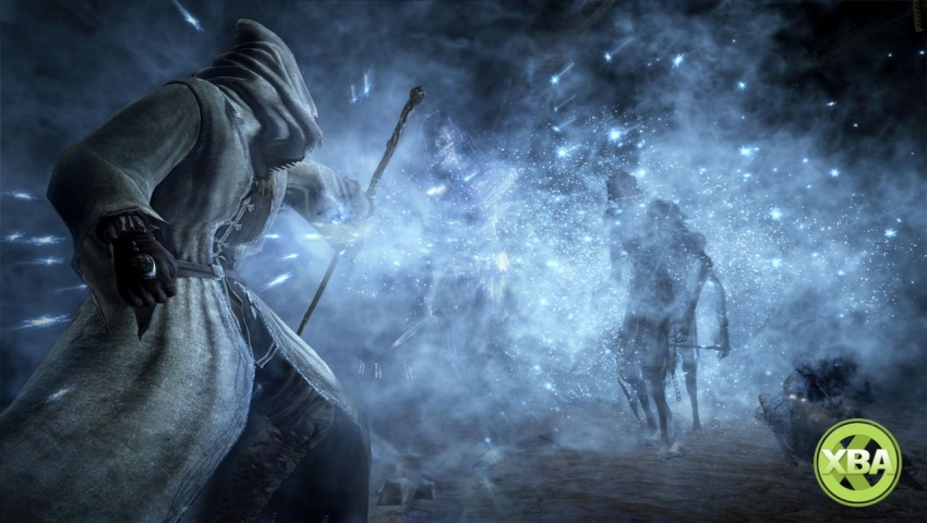 Ashes Of Ariandel Dark Souls 3's PVP Highlighted in a New Video