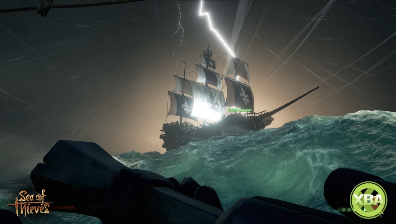 Sea of Thieves on Xbox One Release Date