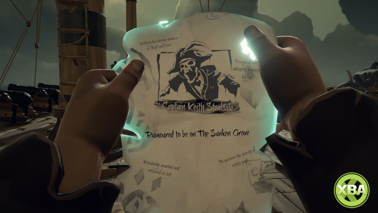 Sea Of Thieves Kraken Battle Teased In New Launch Trailer