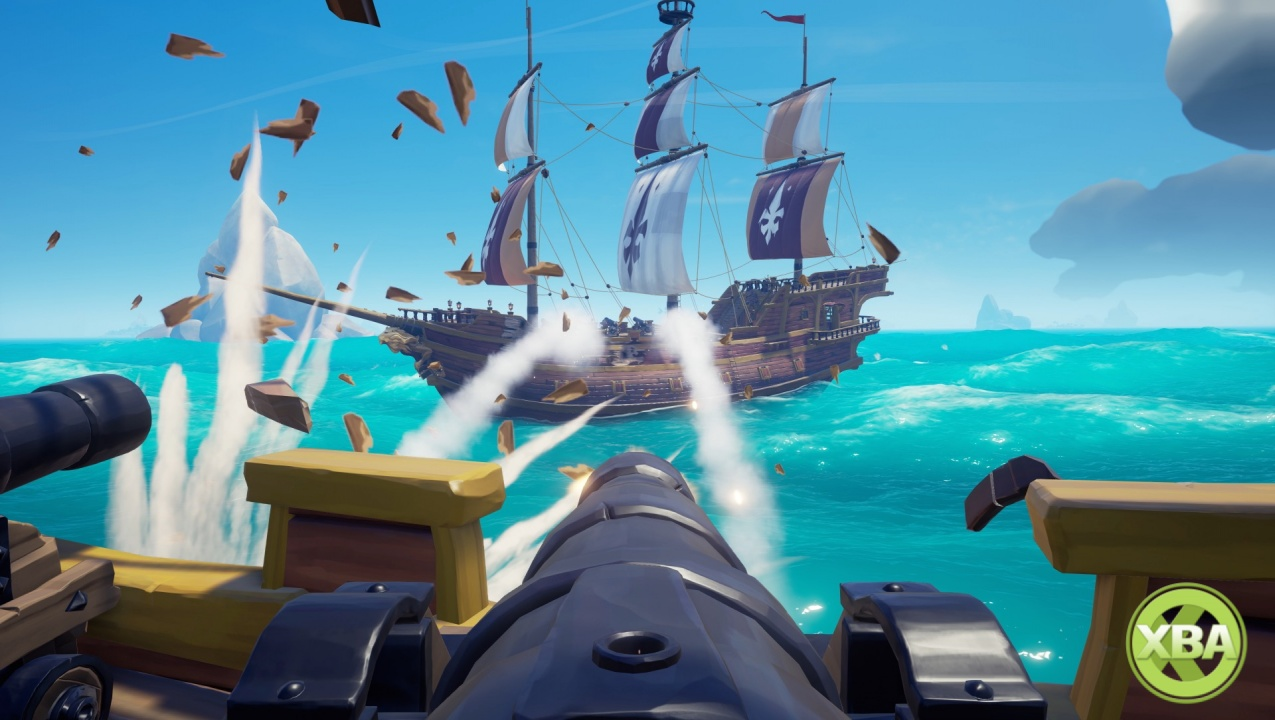 Sea of Thieves Map Shows All Animal Spawns and Fort Locations