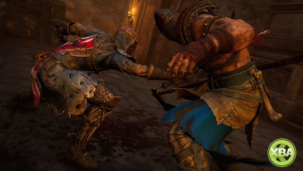 For Honor is about to hold a free weekend