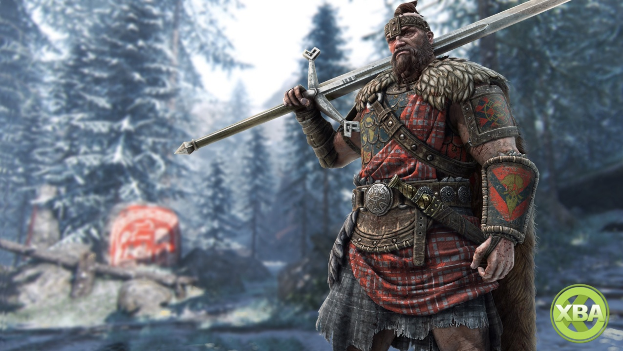 For Honor trailers detail new warriors and maps