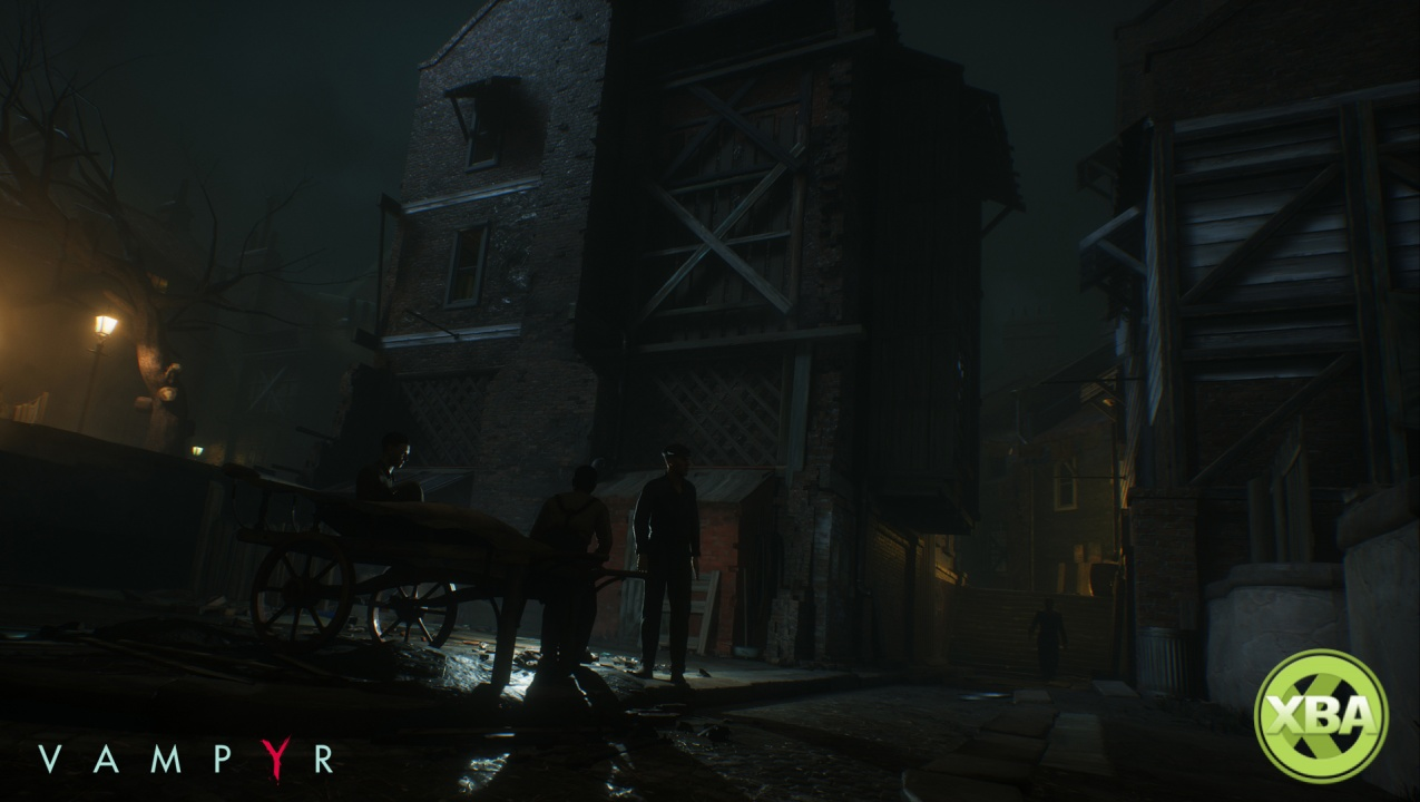 Vampyr is getting 'optimization tweaks' and a story-focused mode