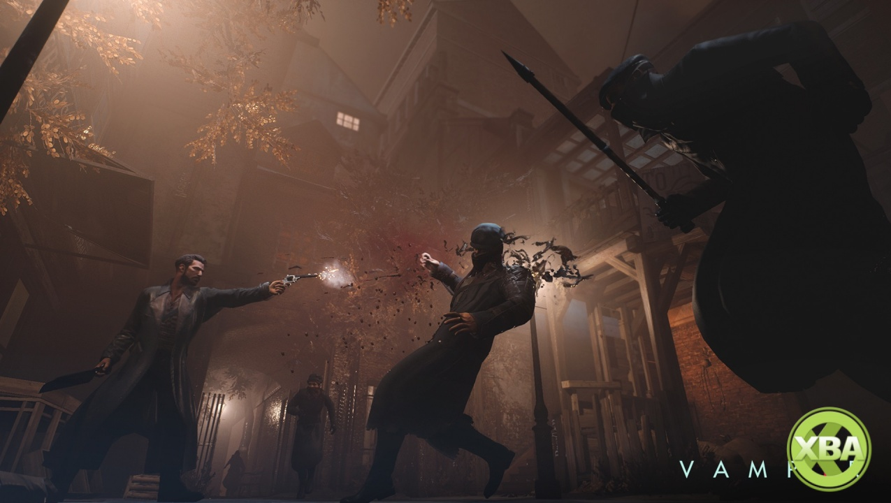 Latest Vampyr Trailer Showcases Brutal Combat And Gameplay