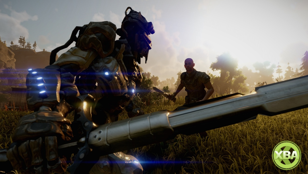 Piranha Bytes' new game ELEX has a release date and a trailer