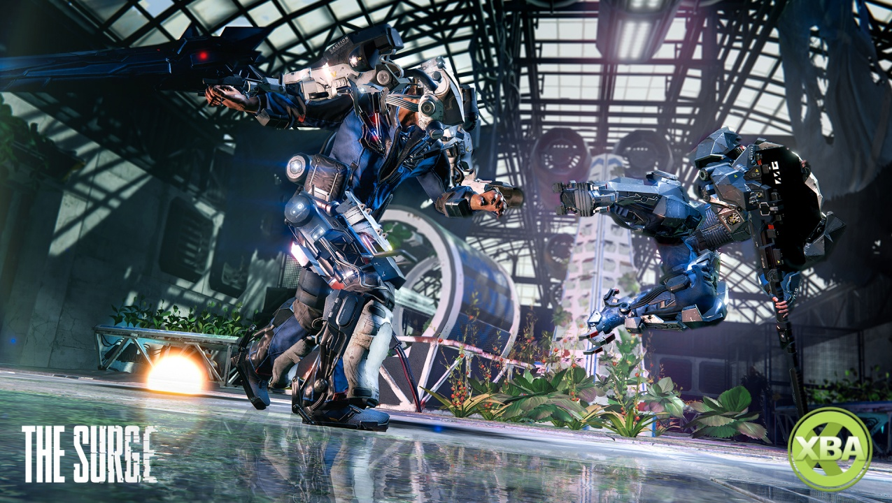 Launch trailer revealed for The Surge, watch it here