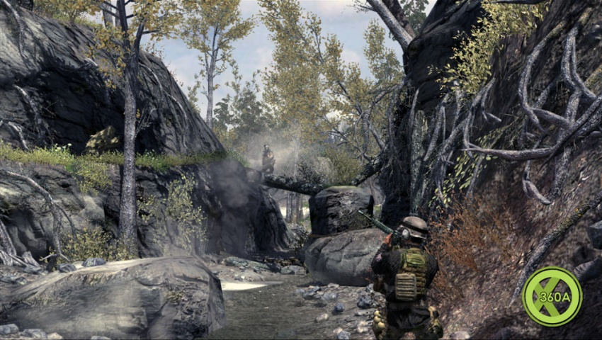 Call of Duty 4: Modern Warfare Variety Map Pack - патч и новые карты , карт