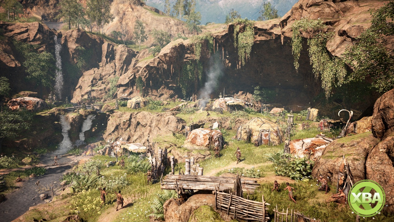 Far Cry Primal Seemingly Uses The Same Map As Far Cry 4 Xbox One