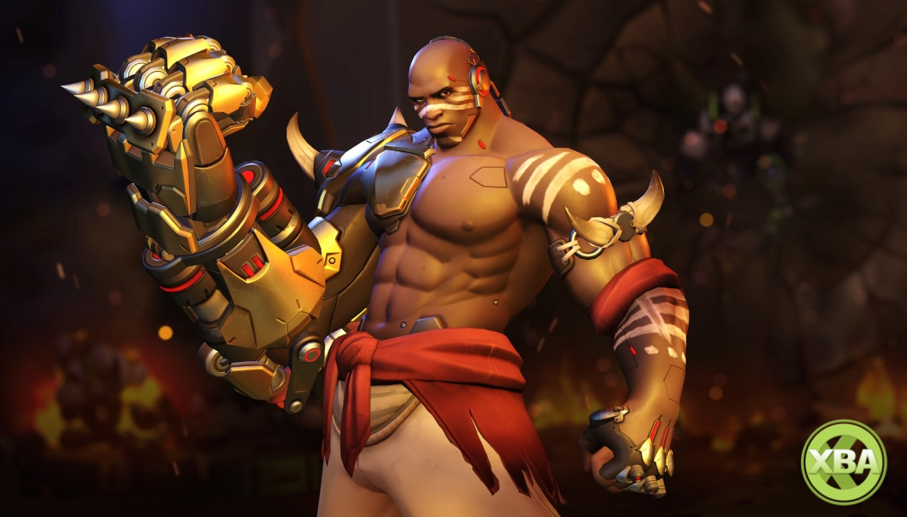 Overwatch Welcoming Doomfist to the Party Next Week