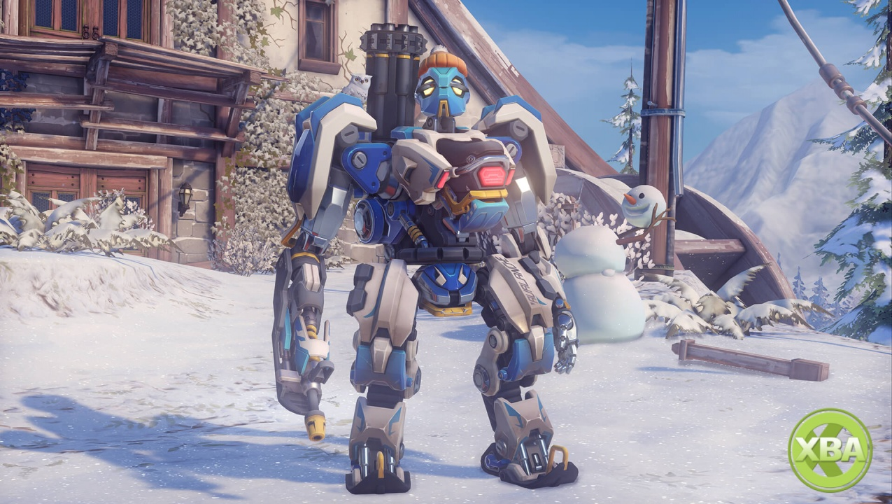 Overwatch Winter Wonderland update finally arrives for PS4, Xbox One, and PC
