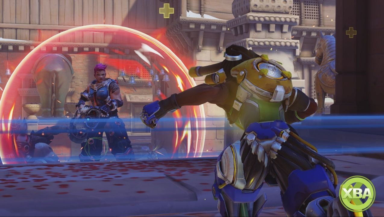 Overwatch will be free-to-play on all platforms next weekend