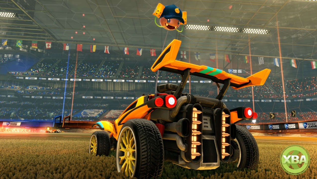 Rocket League on Xbox One Will Have Sunset Overdrive ...