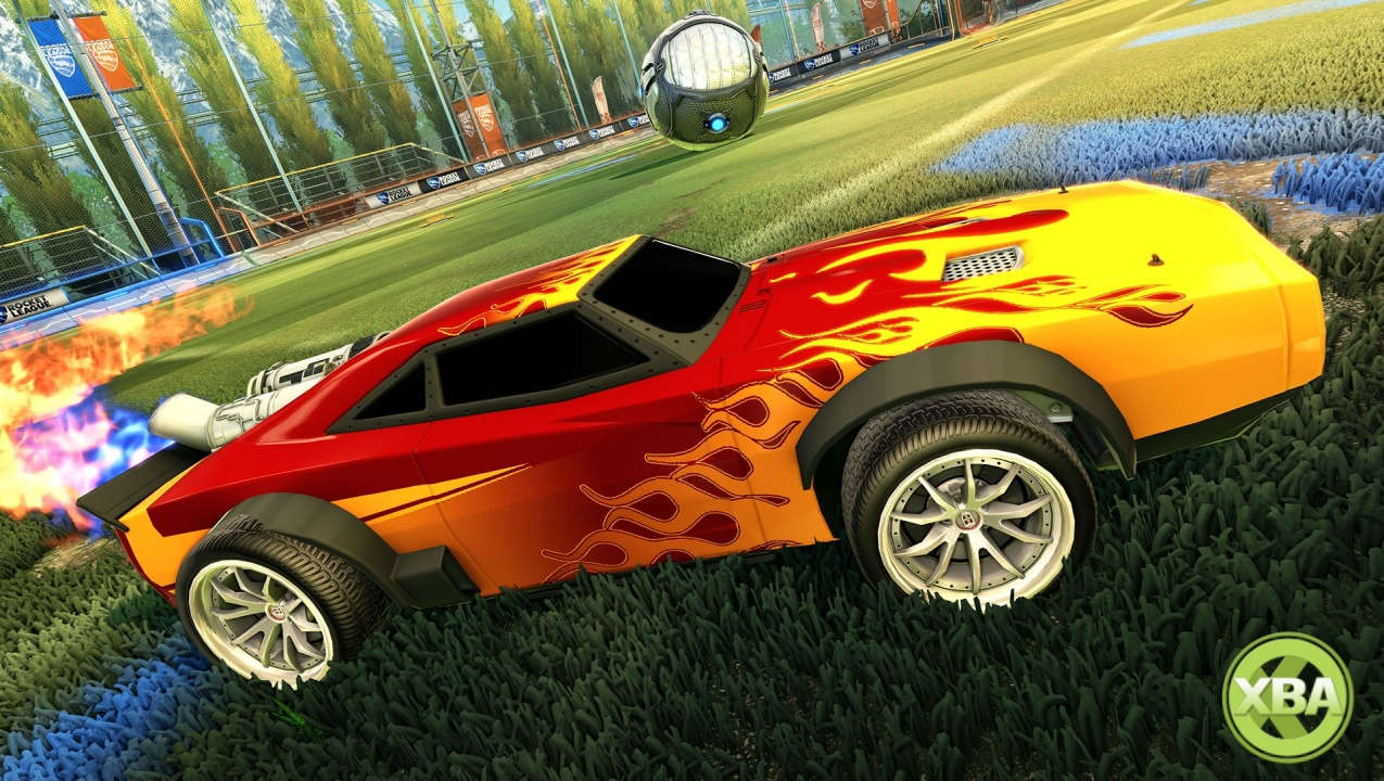 'Rocket League' (ALL) Anniversary Update Adds New Arena, Cars, Songs, And More