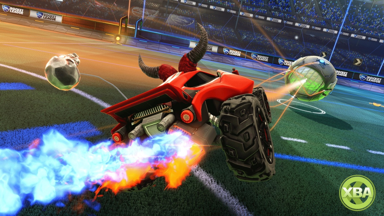 rocket league gets a performance improving patch on xbox. Black Bedroom Furniture Sets. Home Design Ideas