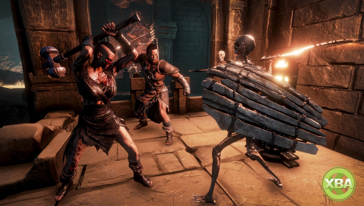 Conan Exiles full launch planned for May 2018