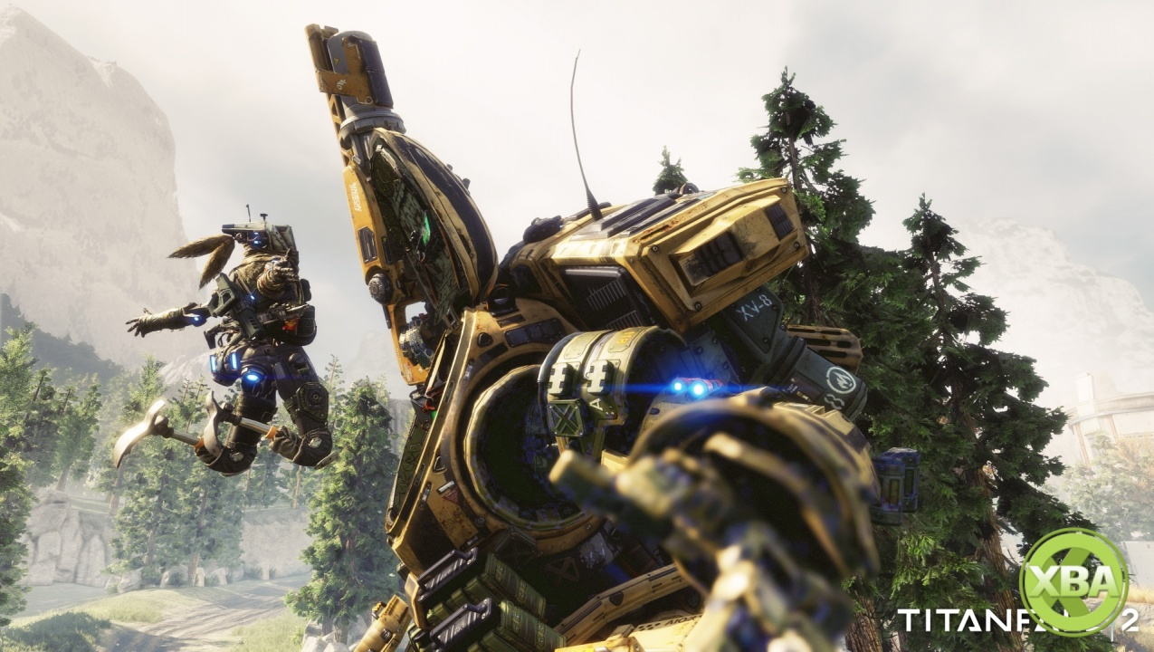 No Titanfall Games are now in Development