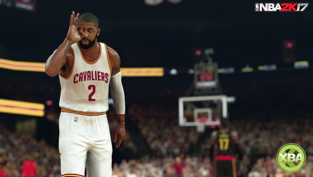 Nba 2k17 Gets A New Friction Trailer First Screens Xbox