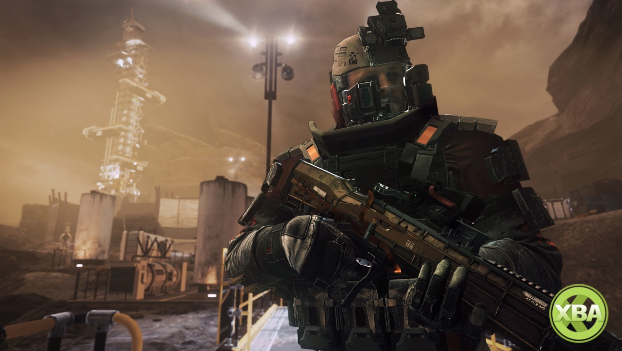 Call Of Duty Infinite Warfares First DLC Pack Drops Next