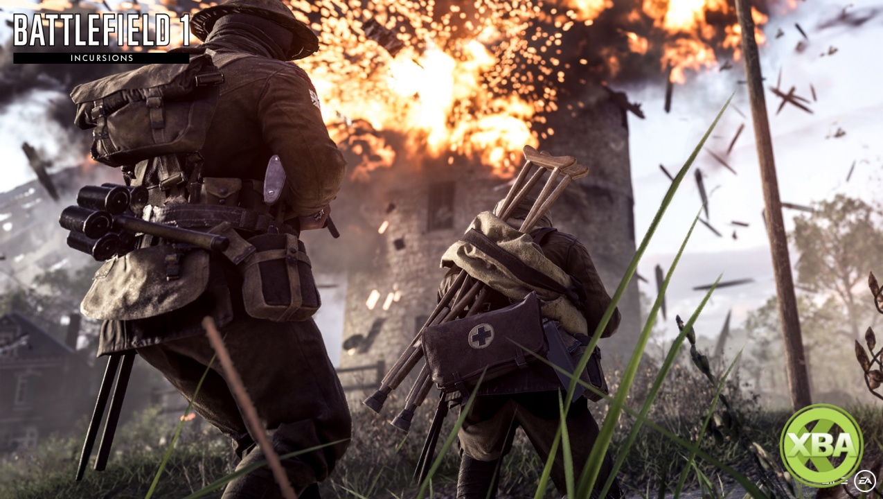 Battlefield 1 Revolution and Incursions Revealed by EA