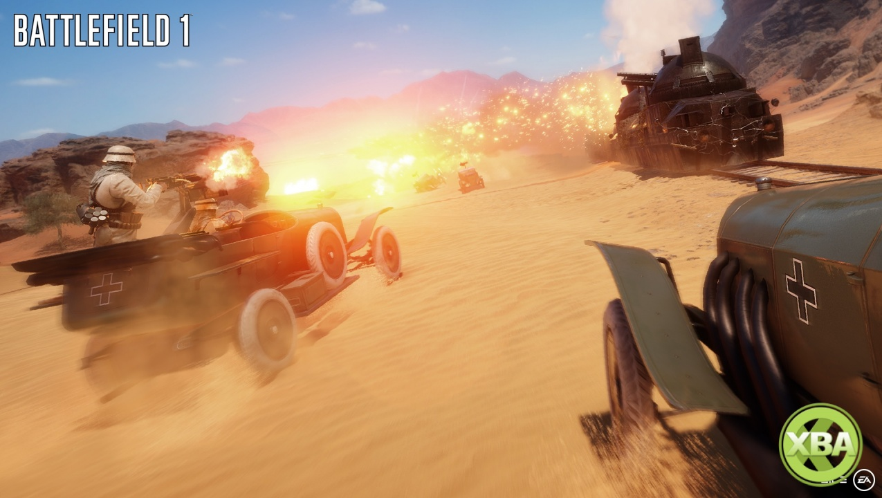 Battlefield 1 beta finishes this Thursday