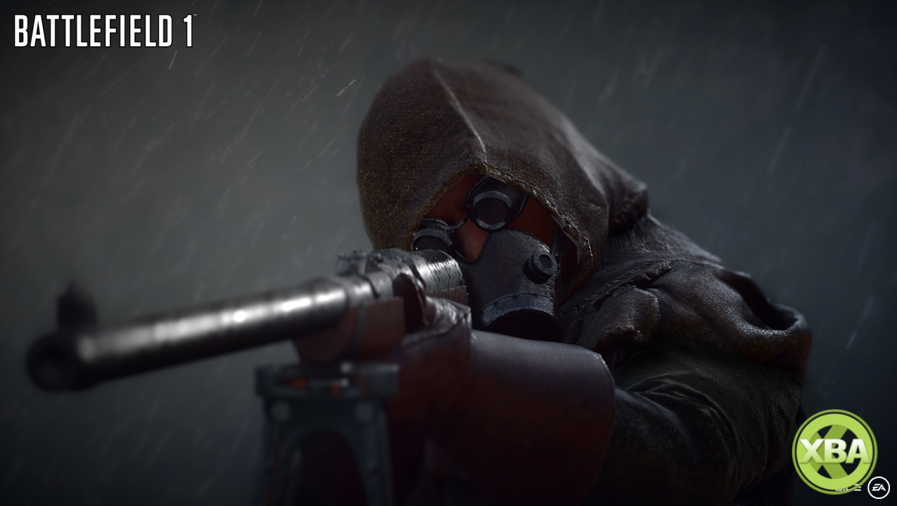 Battlefield 1 lets you play as a pigeon