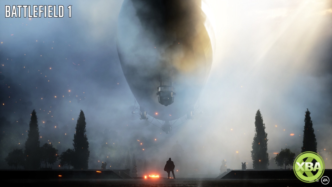 Battlefield 1 Giant's Shadow map, spectator mode and more available 13 December
