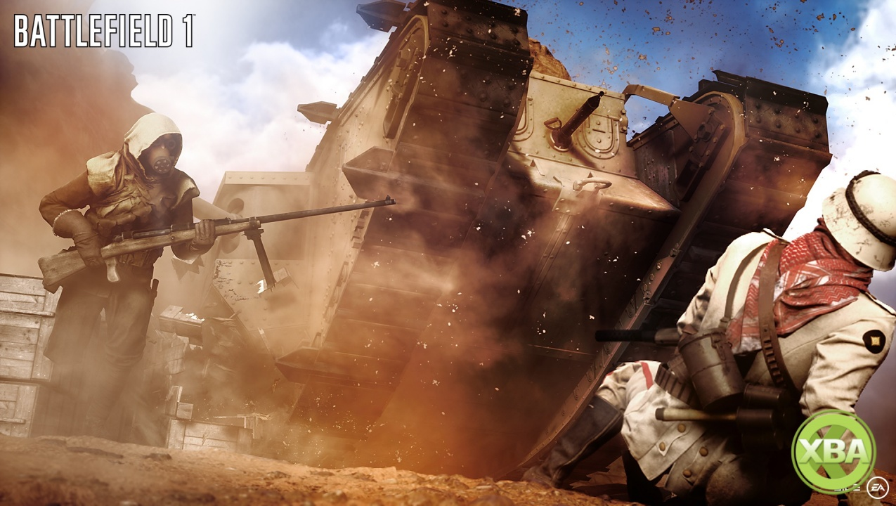 battlefield 1 officially announced with first trailer and. Black Bedroom Furniture Sets. Home Design Ideas